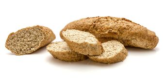 Bran bread Stock Photography
