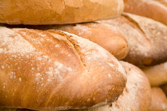 Whole wheat bread Royalty Free Stock Photos
