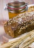 Whole wheat bread Royalty Free Stock Photo
