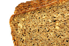 Whole wheat bread. Royalty Free Stock Photos