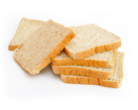 Whole wheat bread Royalty Free Stock Image