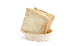 Whole wheat bread Royalty Free Stock Photography