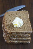 Whole wheat bread Royalty Free Stock Photo