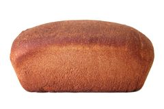Whole Wheat Bread Loaf 5. Golden-brown freshly baked bread royalty free stock photography