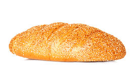 Whole wheat bread, long loaf Royalty Free Stock Photography