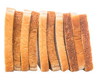 Whole Wheat Bread And Sandwich Bread XI Stock Photo