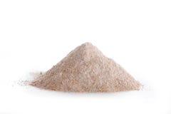 Whole wheat flour Stock Image