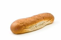 Whole wheat french bread Stock Photo