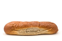Whole wheat french bread Royalty Free Stock Photography