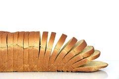 Whole wheat sliced bread Royalty Free Stock Photo