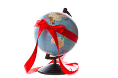 The whole world as a gift Stock Photography