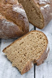 Wholegrain bread Stock Photo