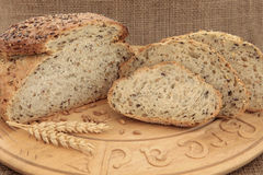 Wholegrain Bread Stock Images
