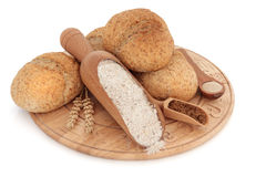 Wholegrain Bread  Rolls Royalty Free Stock Image