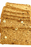Wholegrain brood Stock Foto's