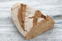 Wholegrain brood Royalty-vrije Stock Afbeeldingen