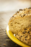 Wholegrain brood Royalty-vrije Stock Afbeelding