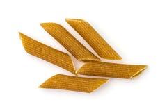 Wholegrain Pasta - Macaron Stock Photos