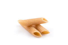 Wholegrain Penne Pasta Royalty Free Stock Image