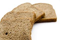 Wholemeal ψωμί φρυγανιάς Στοκ φωτογραφία με δικαίωμα ελεύθερης χρήσης