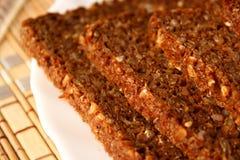 wholemeal ψωμιού Στοκ εικόνες με δικαίωμα ελεύθερης χρήσης