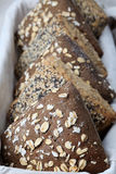 Wholemeal bread Royalty Free Stock Photography