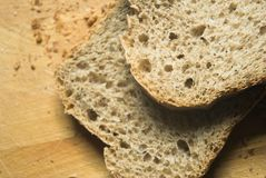 Wholemeal Bread Stock Photos