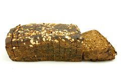 Wholemeal bread with cereals Stock Photography