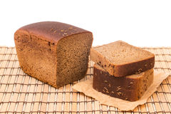 Wholemeal bread Royalty Free Stock Photos