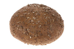 Wholemeal bread roll Royalty Free Stock Photography