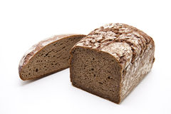 Wholemeal bread and rye bread Stock Photography