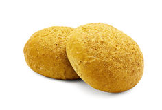 Wholemeal rolls Stock Photo