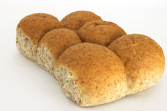 Wholemeal rolls Royalty Free Stock Photo