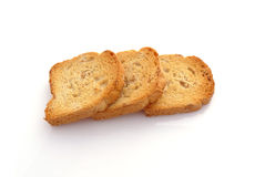Wholemeal Rusks Stock Photos