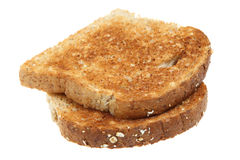 Wholemeal Toast Stock Photo