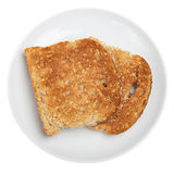 Wholemeal Toast Royalty Free Stock Photo