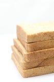 Wholewheat ψωμιά Στοκ Εικόνες