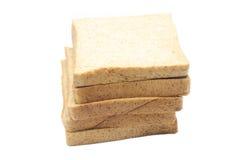 Wholewheat ψωμιά Στοκ εικόνα με δικαίωμα ελεύθερης χρήσης