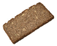 Wholewheat bread Royalty Free Stock Images