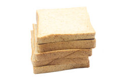 Wholewheat breads Royalty Free Stock Image