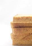 Wholewheatbröd Arkivfoto