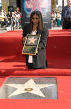 Whoopi Goldberg. Actress WHOOPI GOLDBERG on Hollywood Blvd where she was honored with the 2,186th star on the Hollywood Walk of Fame. Today is also her 46th Stock Image