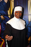 Whoopi Goldberg at Madame Tussauds Royalty Free Stock Photo