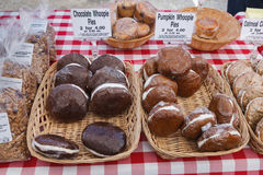 Whoopie Pies Farmers Market Virginia Royalty Free Stock Images