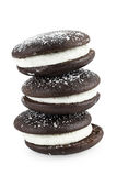 Whoopie Pies or Moon Pies Royalty Free Stock Photo