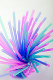 Whorl of straws Royalty Free Stock Images