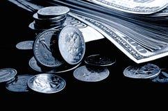 Währungsspekulation Stockbild