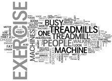 Why Choose Treadmills Over Other Exercise Machines Word Cloud. WHY CHOOSE TREADMILLS OVER OTHER EXERCISE MACHINES TEXT WORD CLOUD CONCEPT Stock Image