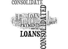 Why Consolidate Debt Word Cloud
