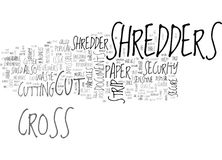 Why Cross Cut Paper Shredders Are So Popular Word Cloud. WHY CROSS CUT PAPER SHREDDERS ARE SO POPULAR TEXT WORD CLOUD CONCEPT Stock Photography